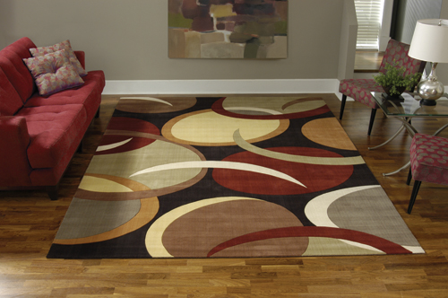Area rug in Wellesley